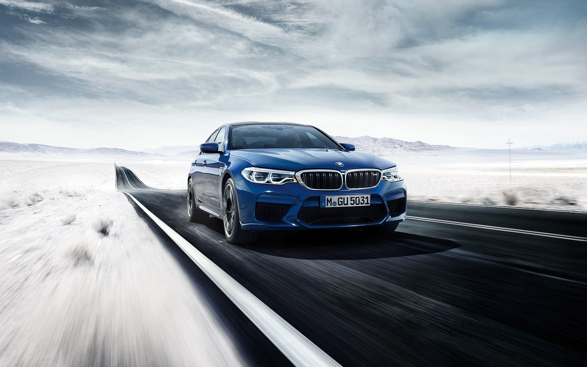 High Resolution M5 In Action Wallpapers M5post Bmw M5