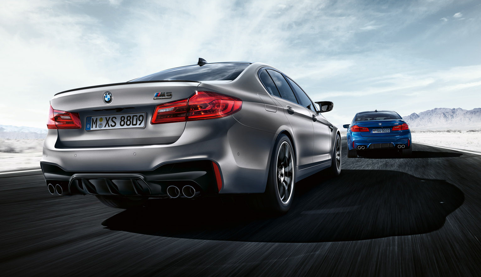 Introducing The 2019 Bmw M5 Competition Pricing Starts At 110 995