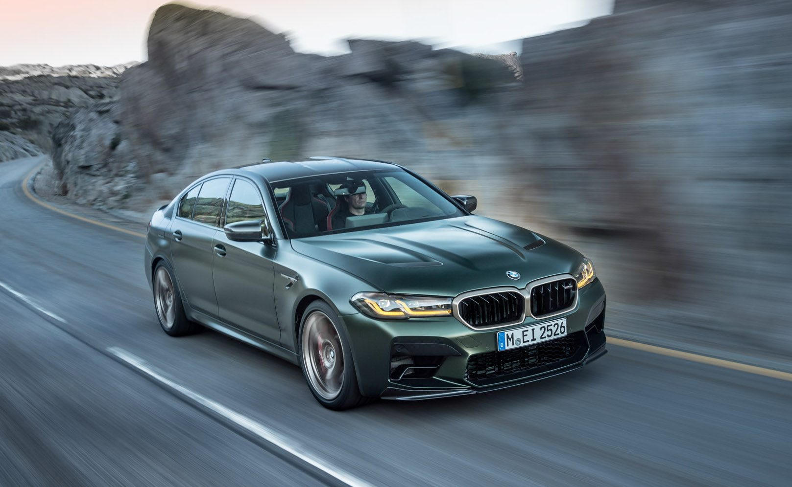 Introducing The First Ever Bmw M5 Cs M5post Bmw M5 Forum F90