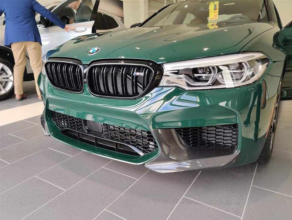 Name:  British Racing Green F90 M5 Competition 1.jpg Views: 8124 Size:  114.6 KB