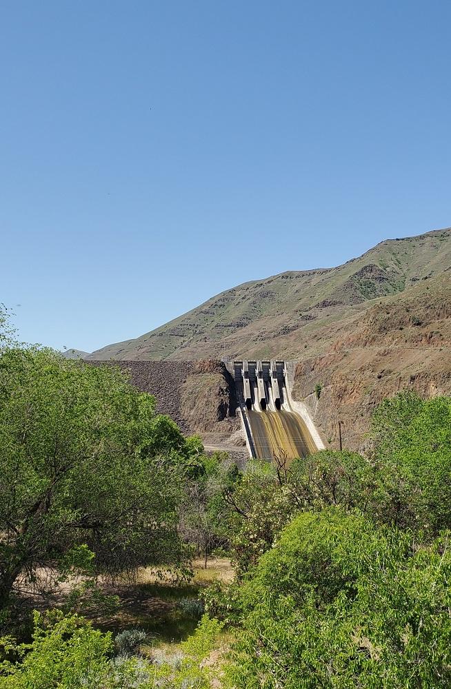 Name:  Brownlee Dam.jpg Views: 3335 Size:  340.7 KB