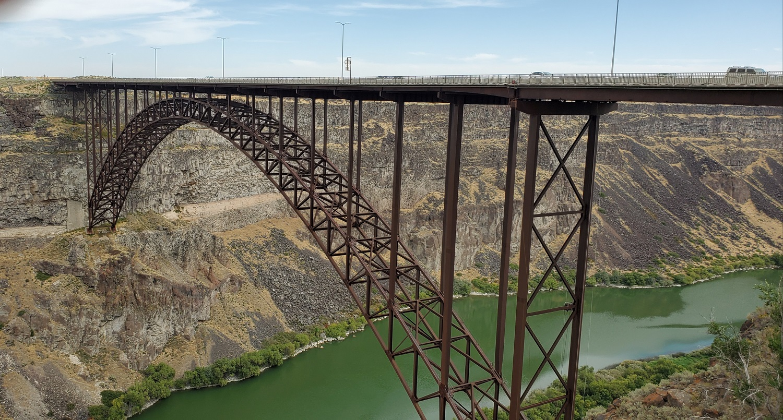 Name:  Perrine Mem. Bridge, Twin Falls, ID.jpg Views: 10822 Size:  601.0 KB