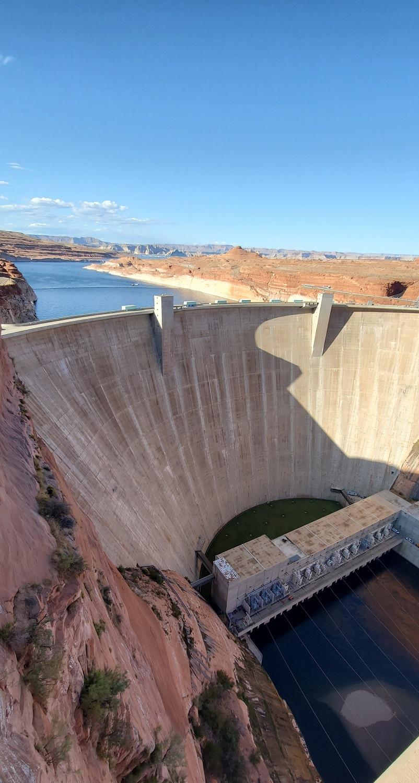 Name:  Glenn Canyon Dam, Lake Powell UT.jpg Views: 9657 Size:  370.9 KB
