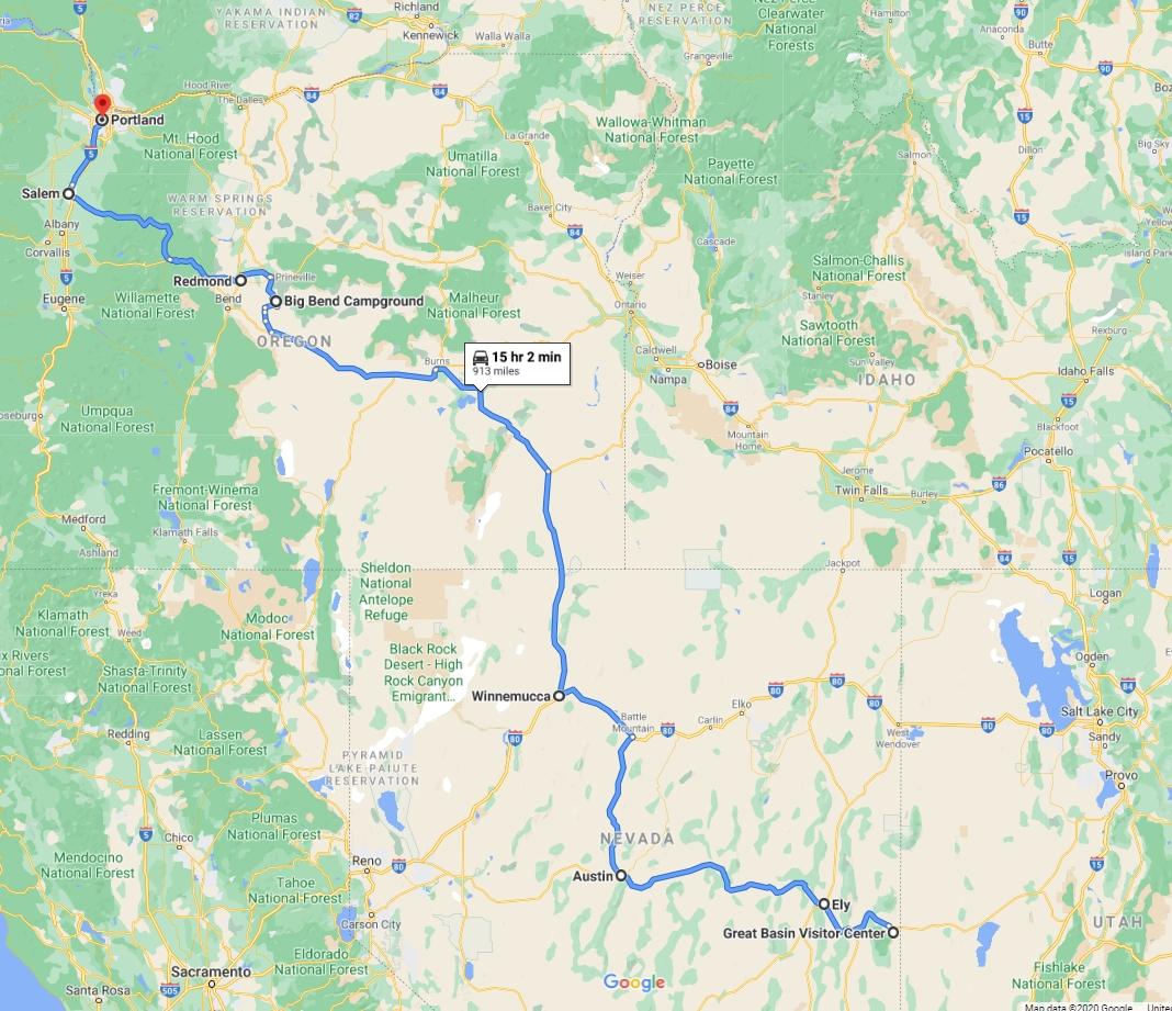 Name:  Great Basin to Portland.jpg Views: 9392 Size:  790.3 KB