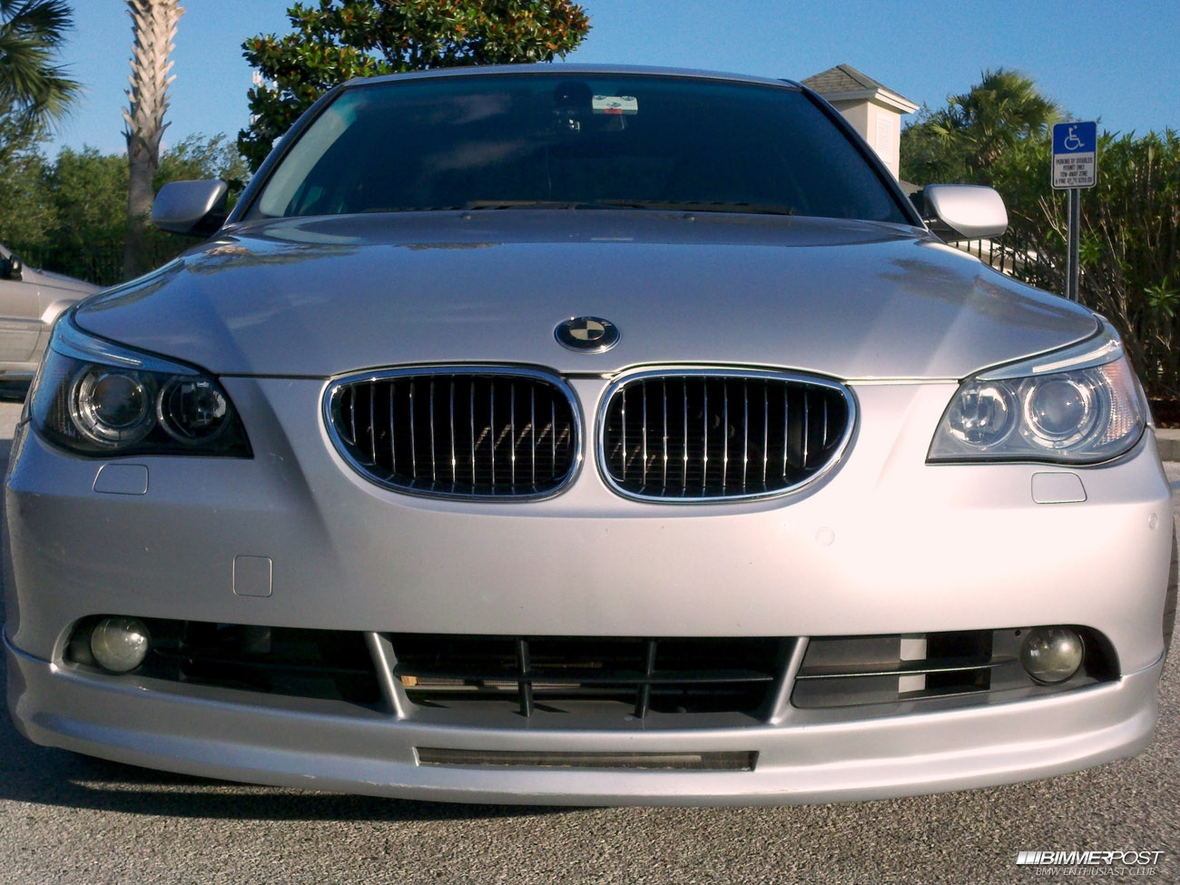 Racoopers BMW BIMMERPOST Garage - 545 bmw
