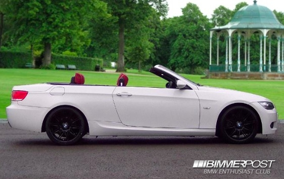 Chrismacs BMW I M Sport Convertible BIMMERPOST Garage - 325i bmw convertible