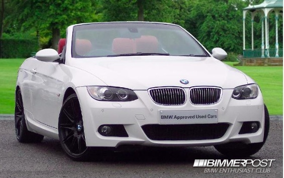 Chrismacs BMW I M Sport Convertible BIMMERPOST Garage - Bmw 325i convertible