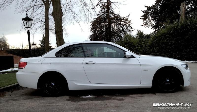 Chrismacs BMW I M Sport Convertible BIMMERPOST Garage - 2008 bmw 325