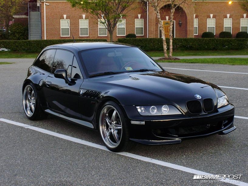 1999 Bmw Z3 Coupe