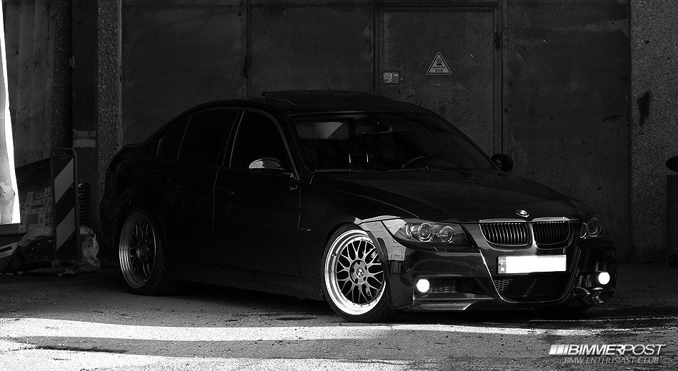 AntonB\'s 2006 Bmw 320SI - BIMMERPOST Garage