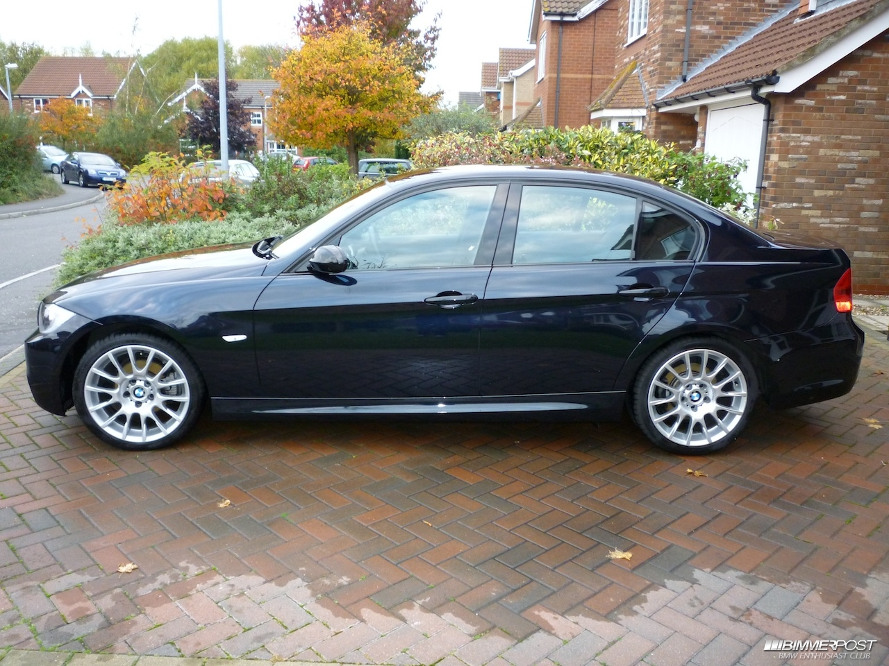 jrah\'s 2006 BMW 320si - BIMMERPOST Garage